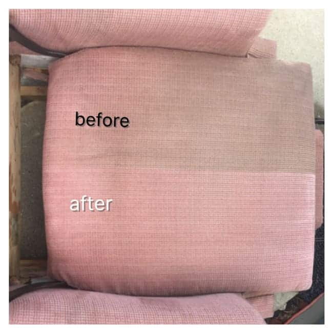 Upholstery Cleaning in Columbia SC by CKD