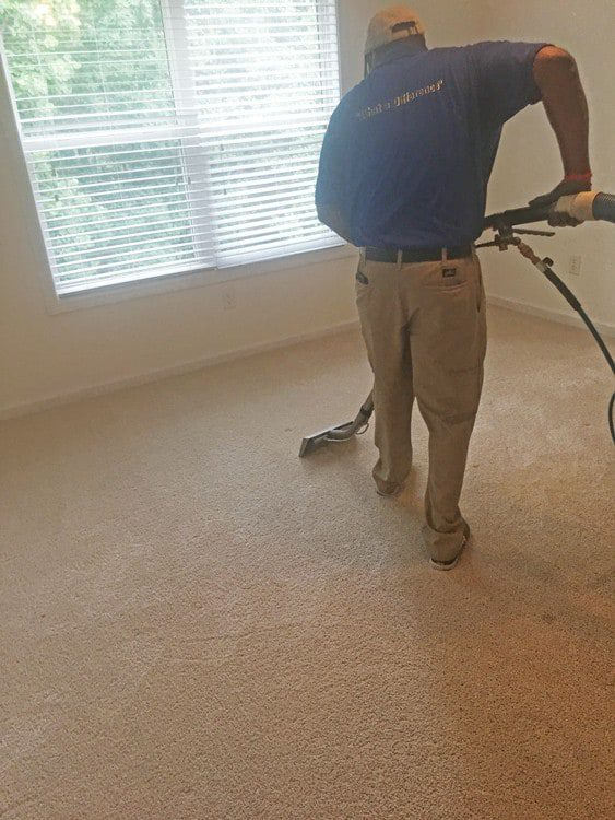 Carolina Kwik Dry Cleaning Carpets in Columbia SC